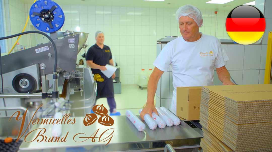 CASYMIR bei Vermicelles Brand AG